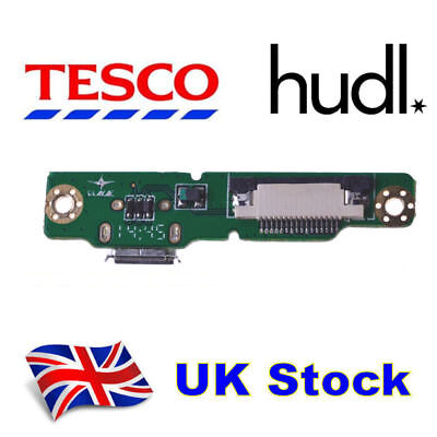 Tesco Hudl 1 Tablet Power DC Charge Board Port Micro USB for Model No: HT7D1653
