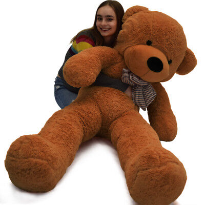 "Giant Teddy Bear Soft Huge Plush Stuffed Animal Toys 71"" Valentine Birthday Gift"