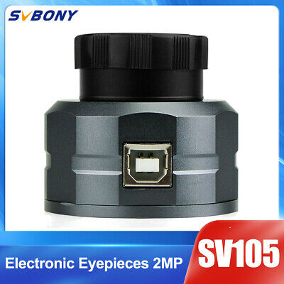 "SVBONY 1.25"" Smart Webcam Telescope Electronic Eyepiece for 2MP Astro Camera  AU"