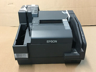 New Epson Tm-S9000Mj Check Scanner M273A