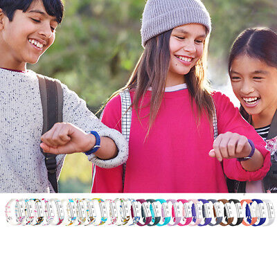For Fitbit Ace Fitness Tracker!Lightweight XS/S Kids TPU Wristband Strap 1pc/Lot