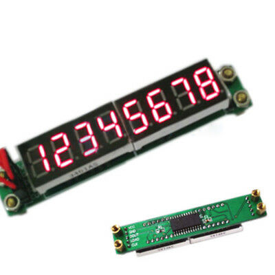 8 Bits PCB Digital Tube LED Display Module With Clock Display for Arduino 5V