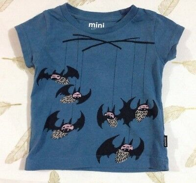 Mini Munster Baby Boys T Shirt Size 3-6 Months 00
