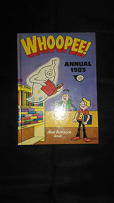 Whoopee Vintage Comic Book Annual 1983