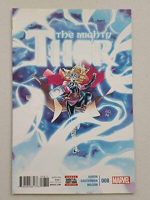 THE MIGHTY THOR  #8 - 1st PRINT  MARVEL COMICS 2016