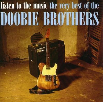 Doobie Brothers Listen To The Music Very Best Cd New