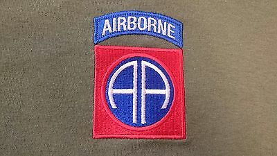 USA UNITED STATES ARMY 82nd AIRBORNE DIVISION POLO SHIRT