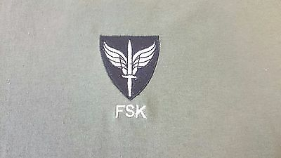 Norwegian Fsk Special Forces Polo Shirt