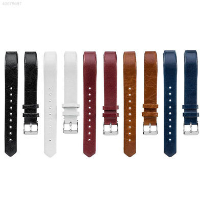 FOR Fitbit Alta / Alta HR Replacement Bands Genuine Leather Strap Wristband
