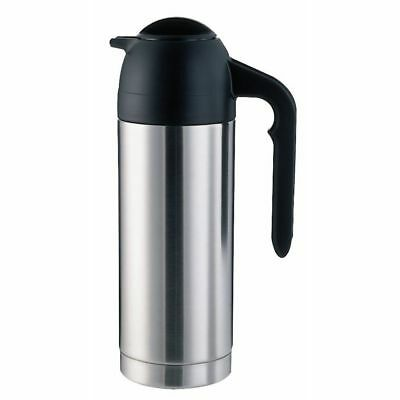 Service Ideas  Steelvac 1 L Double Wall Stainless Steel Carafe without Base