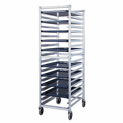 "New Age Pan Rack, 3"" Spacing, 20 Pan Capacity, Knock Down (6301)"