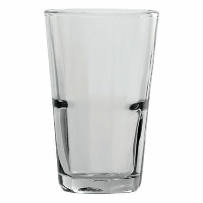Anchor Hocking 90255 Clarisse Stackable Cooler Glass, 16 Ounce -- 24 per case.