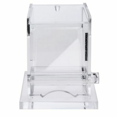 "Cal-Mil Toothpick Dispenser For Unwrapped Toothpicks Clear Acrylic  - 3 3/4""L x"