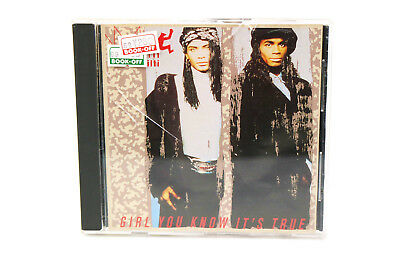 Milli Vanilli/girl You Know It's True Arcd-8592  Usa Cd A3322