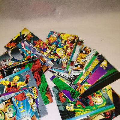 Lot o f50 SPIDER-MAN II 30th Anniversary Trading Cards 1992 Marvel Entertainment
