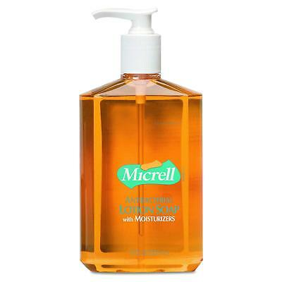 Micrell 9759-12 Antibacterial Lotion Soap, 12 oz Case of 12