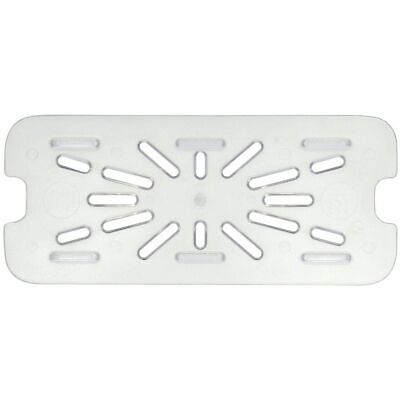 Drain Shelf For Cold Food Pans Translucent Drain Shelf , Third Size