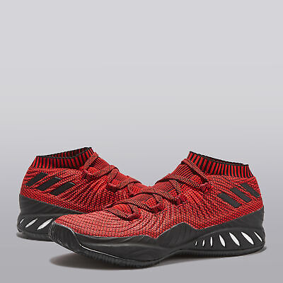 sale retailer c1edd 31f4f adidas Crazy Explosive Low Primeknit 2017 Basketball Shoes Core Mens