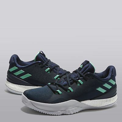 adidas Crazy Light Boost 2018 Basketball Shoes College Navy Mens