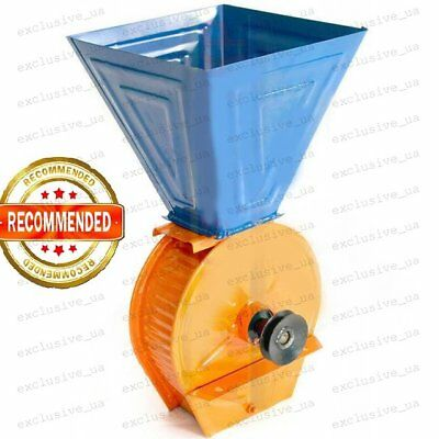 FEED MILL GRINDER WHEAT BEANS CORN GRAIN OATS CRUSHER without MOTOR 75 kg/h