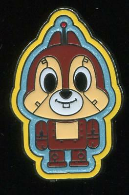 HKDL Hong Kong Disneyland Toy Factory Chip Disney Pin 121228