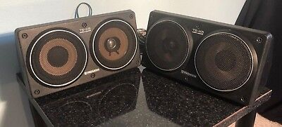 Vintage Pioneer TS-X5 Car Speakers, Rare, Untested