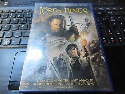 Lord of the Rings: The Return of the King (DVD, 2004, 2-Disc Set, Widescreen