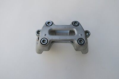 Ducati Monster 1100 S Lenkerklemmung komplett Handlebar clamp Original