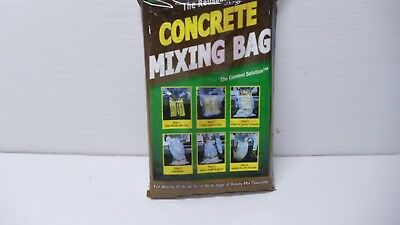 2 The Cement Solution Reusable Concrete Mixing Bag 1dpb3 New