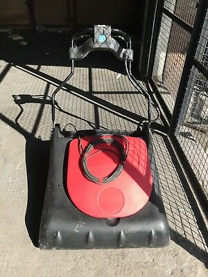Truvox Wide Area Vacuum Hoover  240v