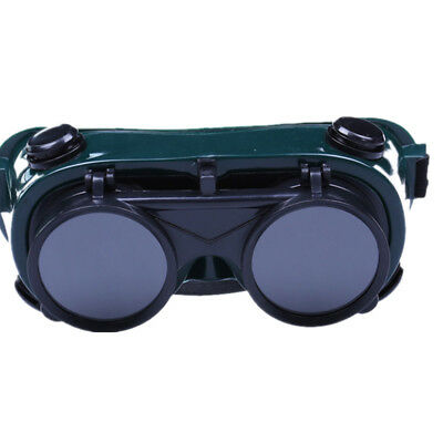 Flip Up Lense Glasses Soldering Welding Cutting Welders Safety Goggles Protecter
