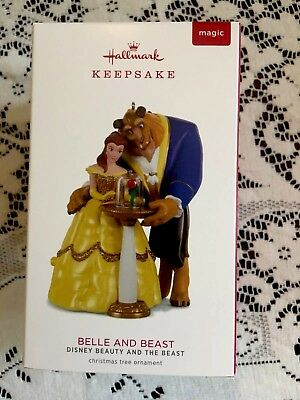 Hallmark 2018 REPAINT Beauty & The Beast Belle NOT IN STORES—SOLD OUT
