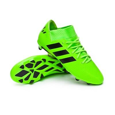fdd5a8fa454 Adidas YOUTH (Kids) NEMEZIZ MESSI 18.3 FIRM GROUND CLEATS Soccer Shoes  DB2367