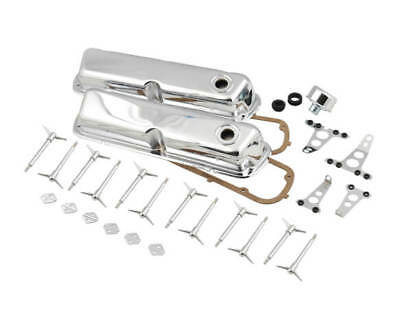 Mr. Gasket 9833 Chrome Dress Up Kit - 64-85 SBF 260/289/302/351W