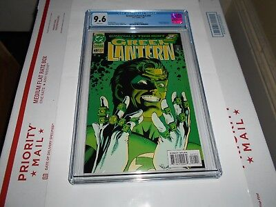 Green Lantern #49 Cgc 9.6 (Combined Shipping Available)