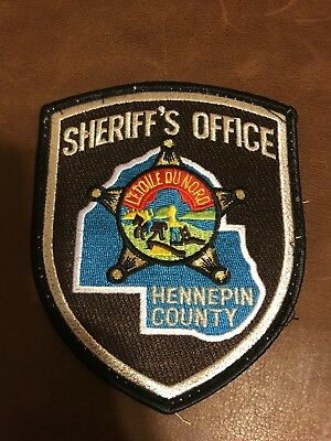 Hennepin County Sheriff Patch Police