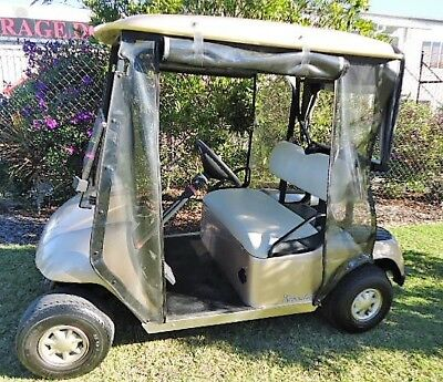 GOLF BUGGY / CART 2006 EMC Executive Golf Cart - 48 Volt-Brand NEW Trojan Batt.