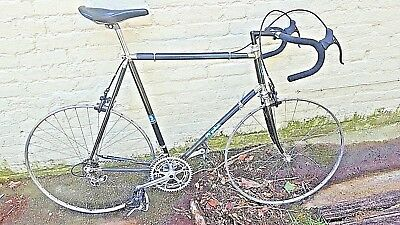 1977 Exxon Graftek - 16 lb landmark of US bicycle innovation. First carbon bike