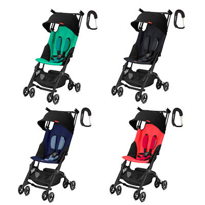 2018 GB Pockit +Plus Stroller Travel compact Stroller W/FREE STROLLER HOOK NEW
