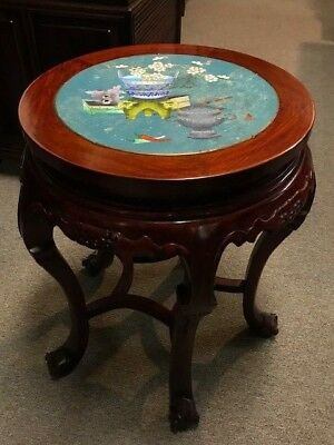 Antique stool/stand