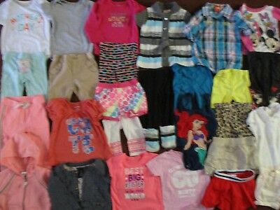 Baby GIRLS Clothes Outfits Lot Sz 18 months SPRING / SUMMER 27 pieces