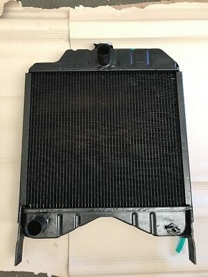 DAVID BROWN TRACTOR RADIATOR 1290 1294 1390 1394 Core 390 Mm Height