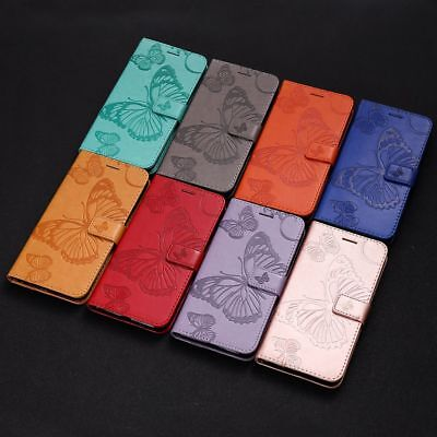 For Xiaomi Redmi S2 6 6A Shockproof Magnetic Flip Card Wallet Leather Case Cover