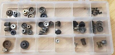 48DP Pinions selection of sizes with grub screw