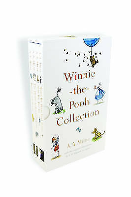 Brand New Book Set, A.A Milne, Winnie The Pooh Collection, Sealed