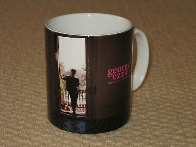 George Ezra Staying at Tamaras Advertising MUG