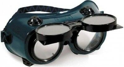 ABN Oxygen-Acetylene Goggles ? Flip Front, 50mm Eye Cup, 5 Shade ? For And