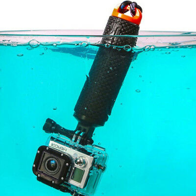 Floating Hand Action Cameras Floating Hand Grip Monopod Underwater Handle Mount