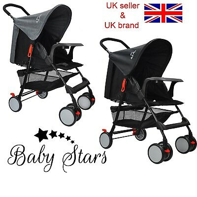 Baby Pushchair Lightweight Baby Stroller Baby Buggy From Birth Uk Brand