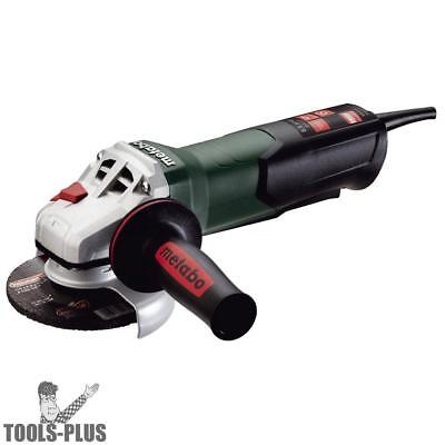 """Metabo 600380420 4-1/2"""" 8 AMP Angle Grinder w/ Non-Locking Paddle Switch New"""